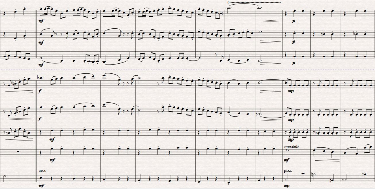 Music Featherdancing