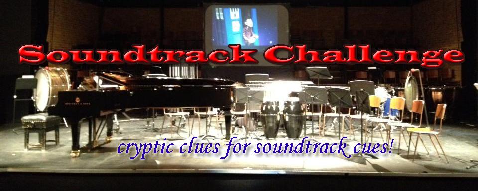 Soundtrack Challenge