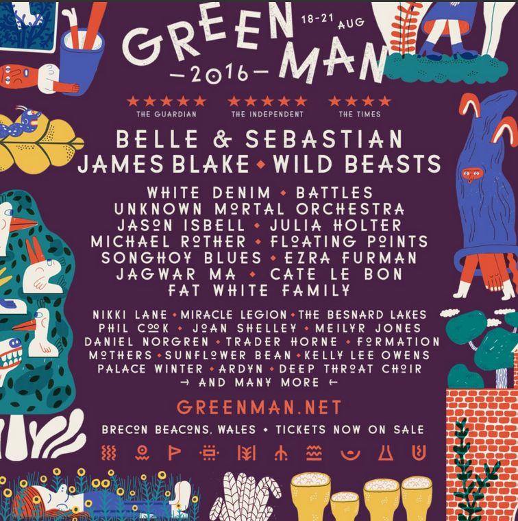 Green Man 2016