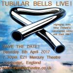 Tubular Bells Live Poster