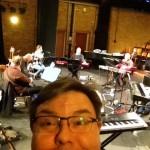 Tubular Bells Rehearsals
